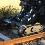 HY-RAIL FOR BACKHOE LOADERS
