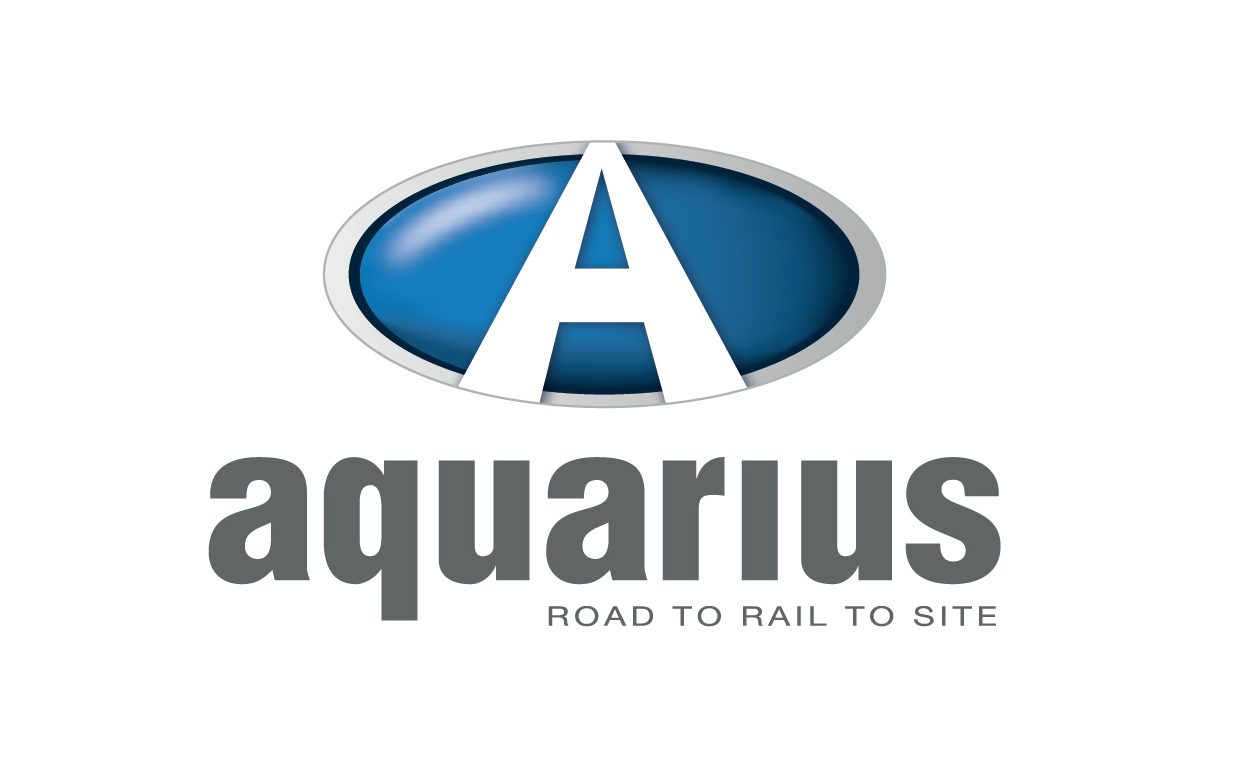 aquarius rail logo