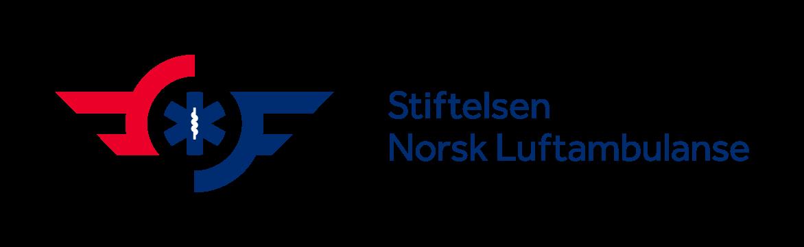 Norsk luftambulanse logo